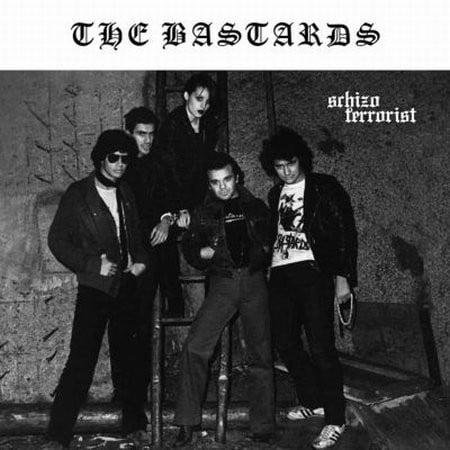 Image of THE BASTARDS - Schizo Terrorist LP