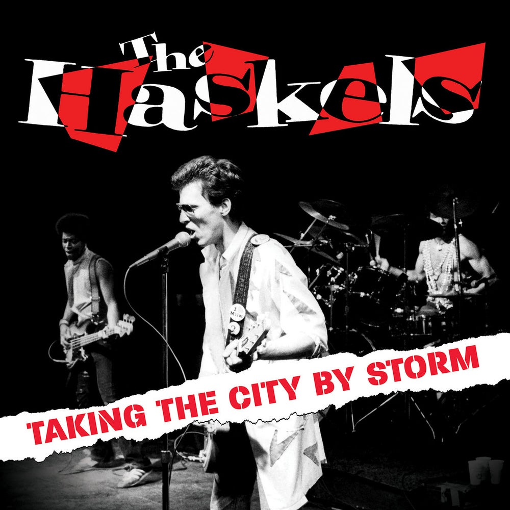 Image of THE HASKELS - Takin' The City By Storm LP