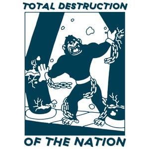 INSTEP - TOTAL DESTRUCTION SHIRT