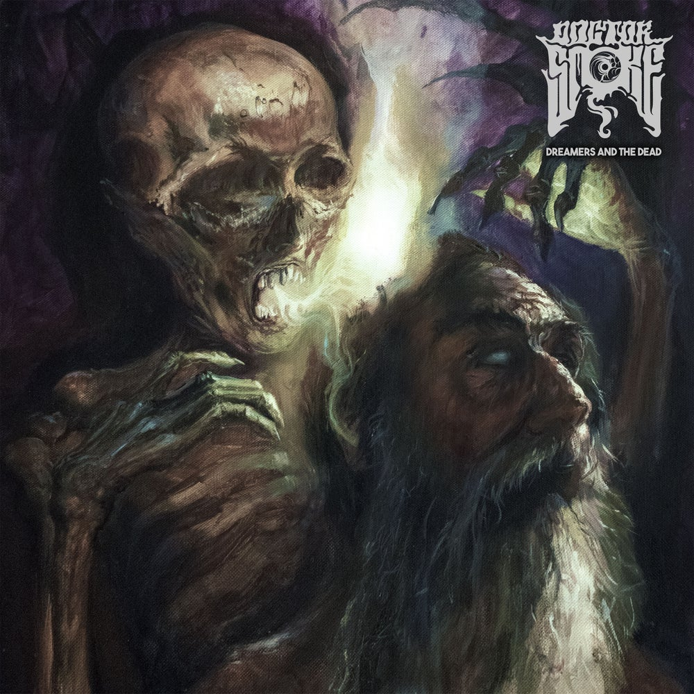 Image of Doctor Smoke - Dreamers and the Dead Limited Digipak CD