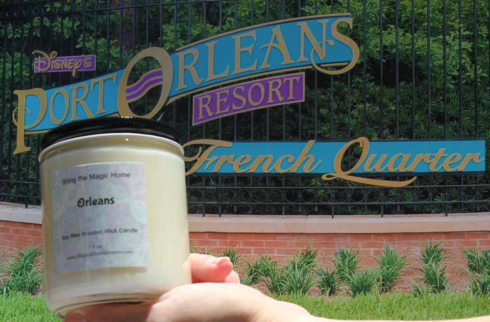 Image of Orleans Inspired by Disney World's Port Orleans