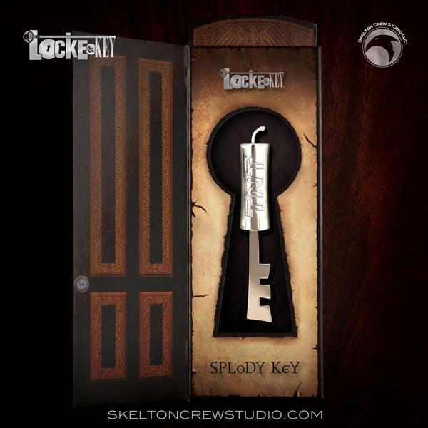 Image of Locke & Key: Splody Key!