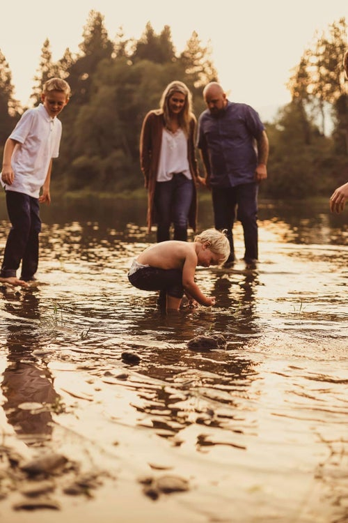 Image of Last July Sessions available- river or field sessions