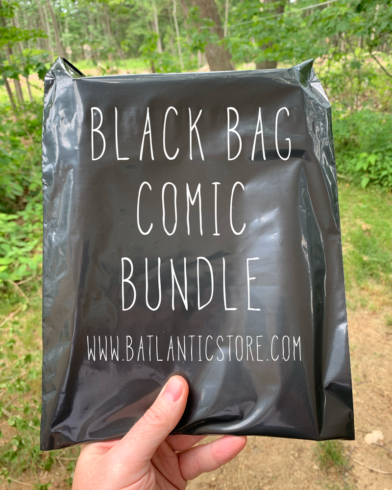 Image of Black Bag Comic Bundle