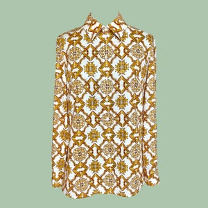 Image of I'll Never Find Another You- Blouse/ Yellow tile