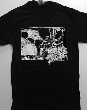 "Image of Morbid Angel "" Abominations "" T shirt"