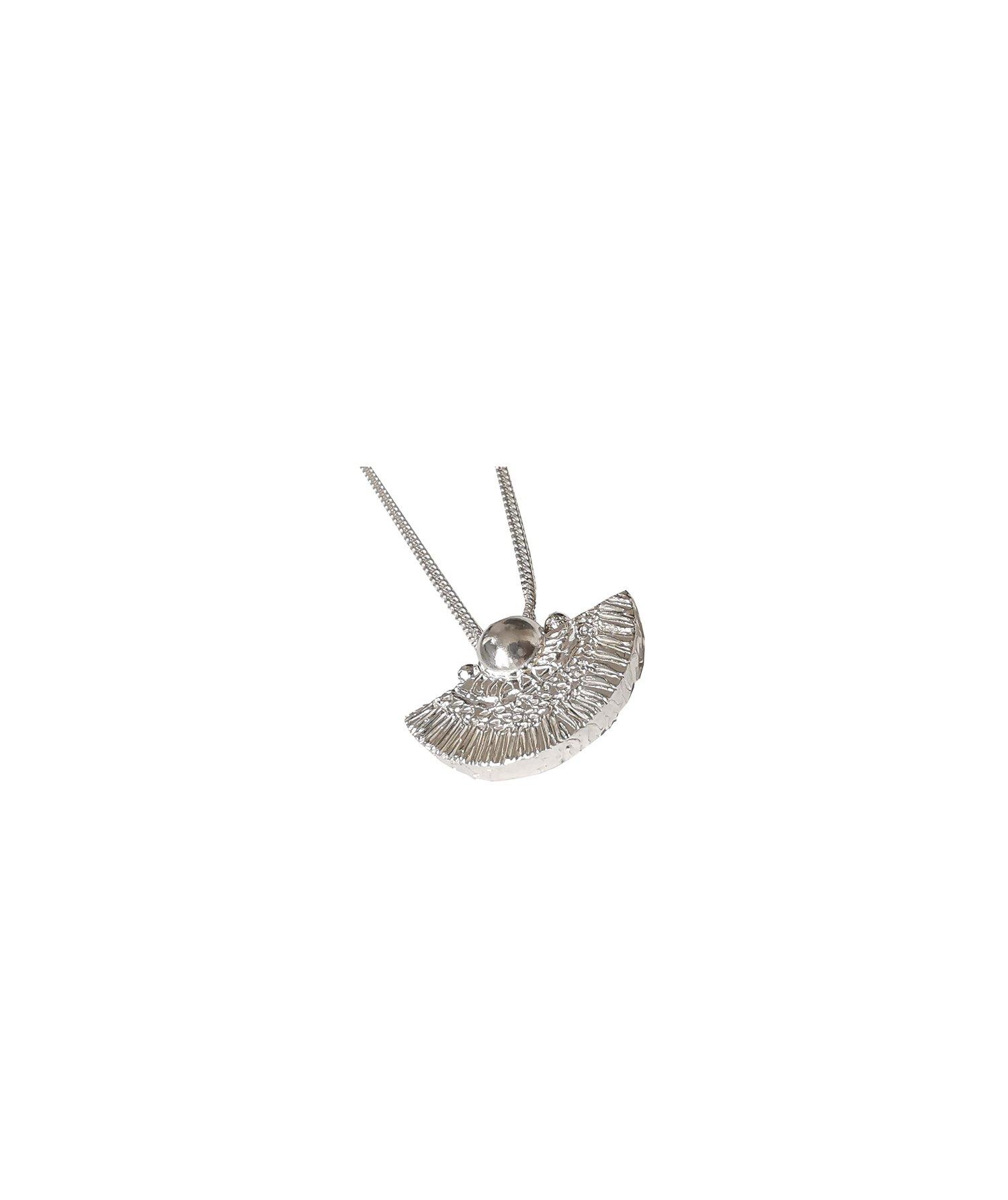 Image of Imprint Pendant silver