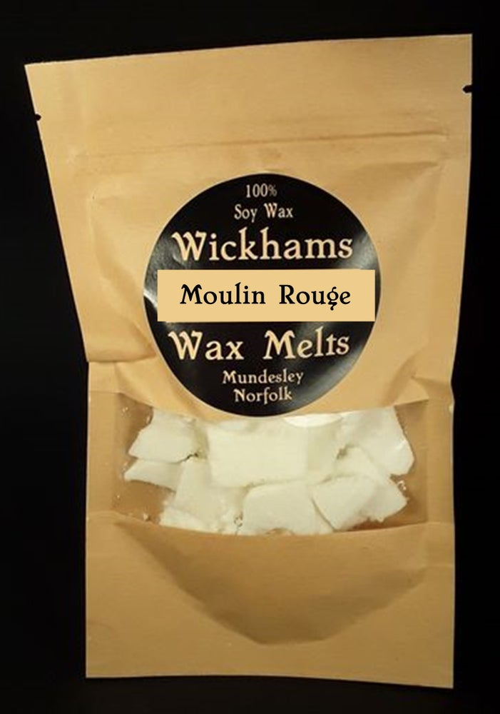 Image of The Moulin Rouge Wax Melt Bag