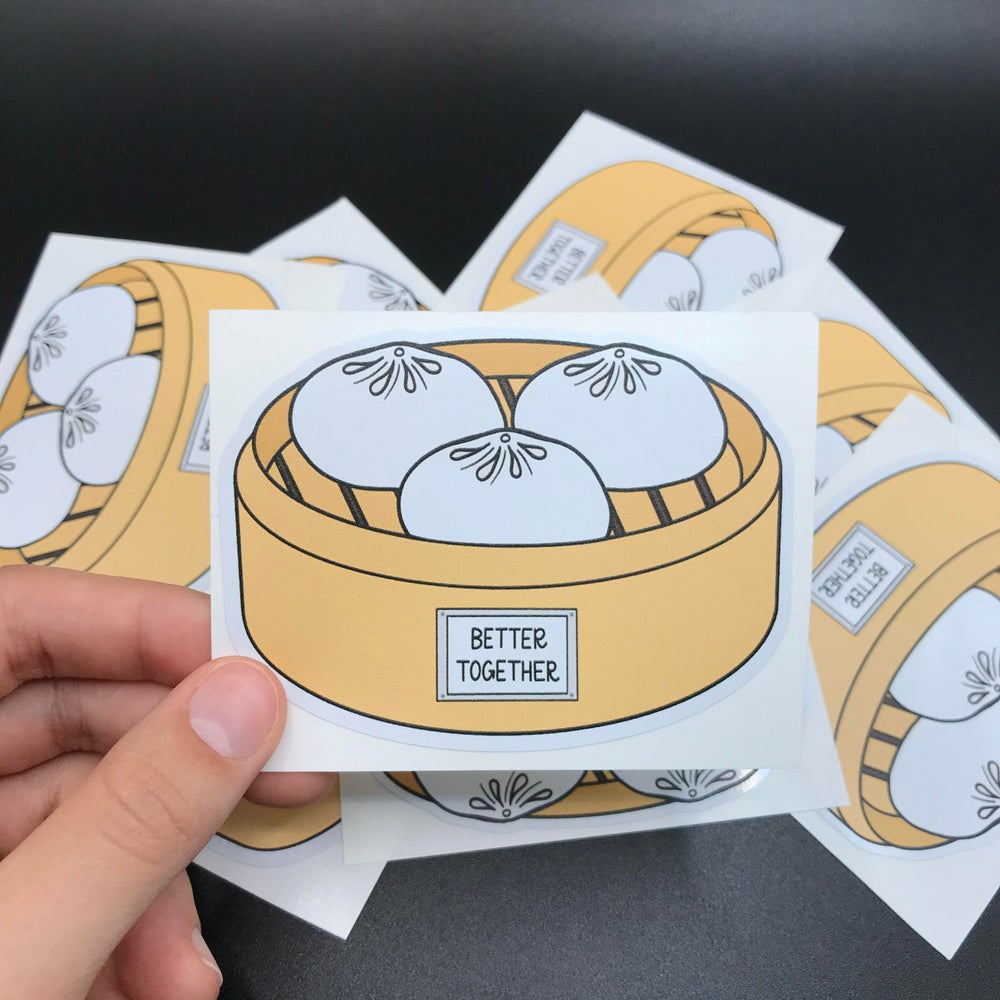 Image of Stop Asian Hate Stickers
