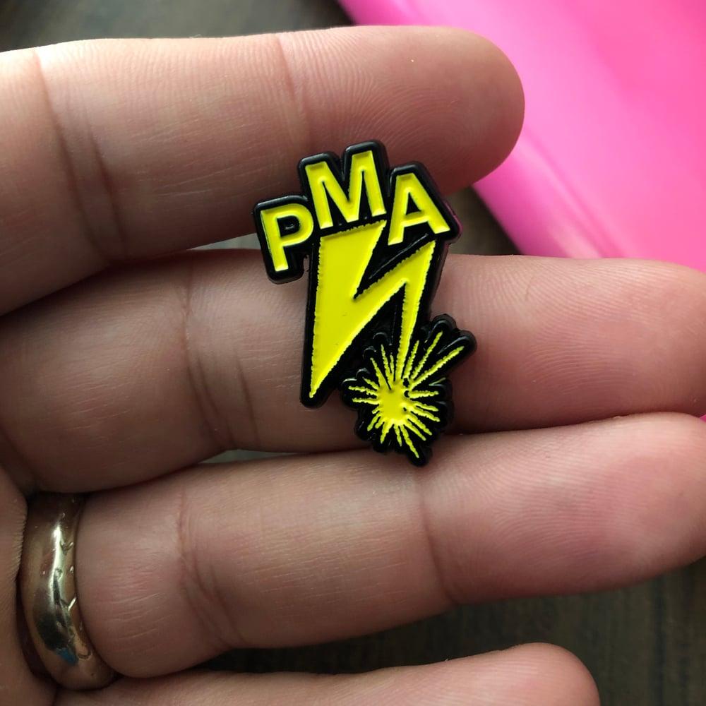 Image of PMA - 1.25in enamel pin
