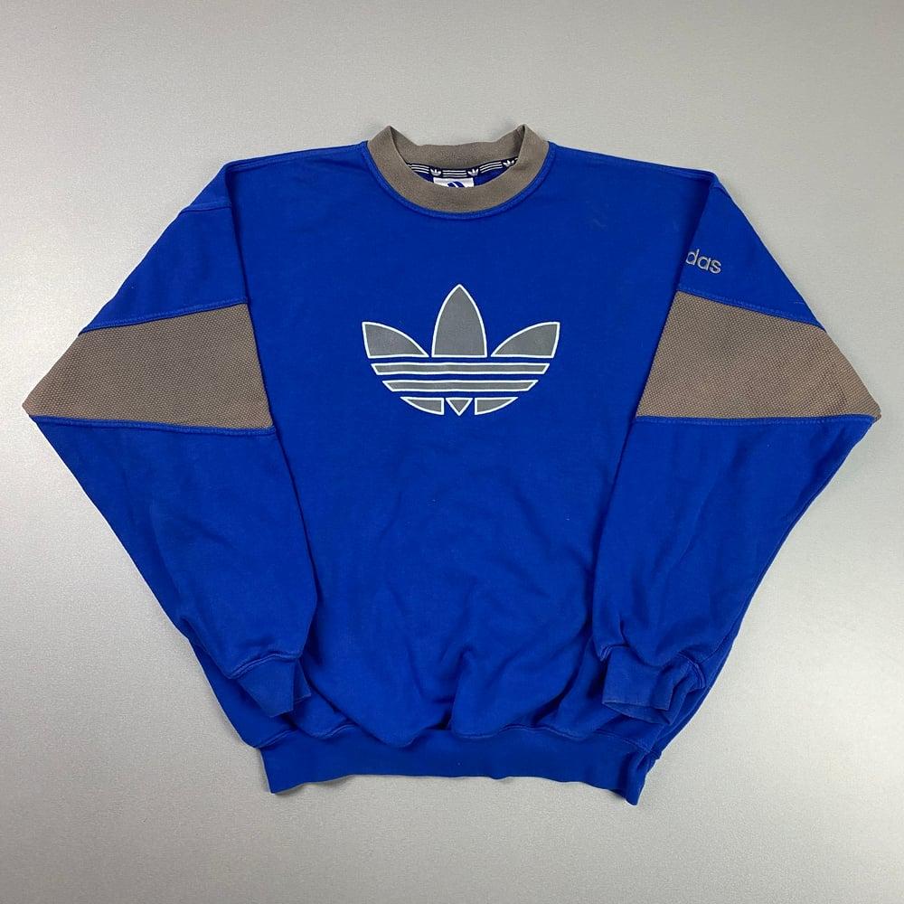 Image of Adidas sweatshirt, size  large