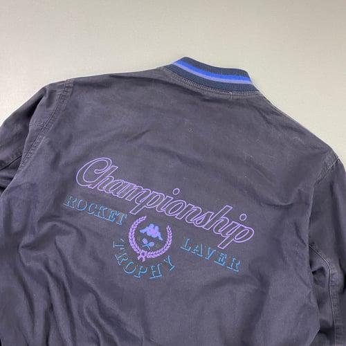 Image of 1980s Robe Di Kappa button up jacket, size medium