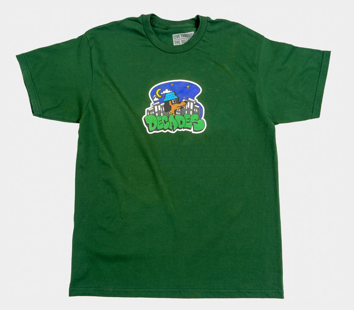 Image of Disco dog Tee Forest