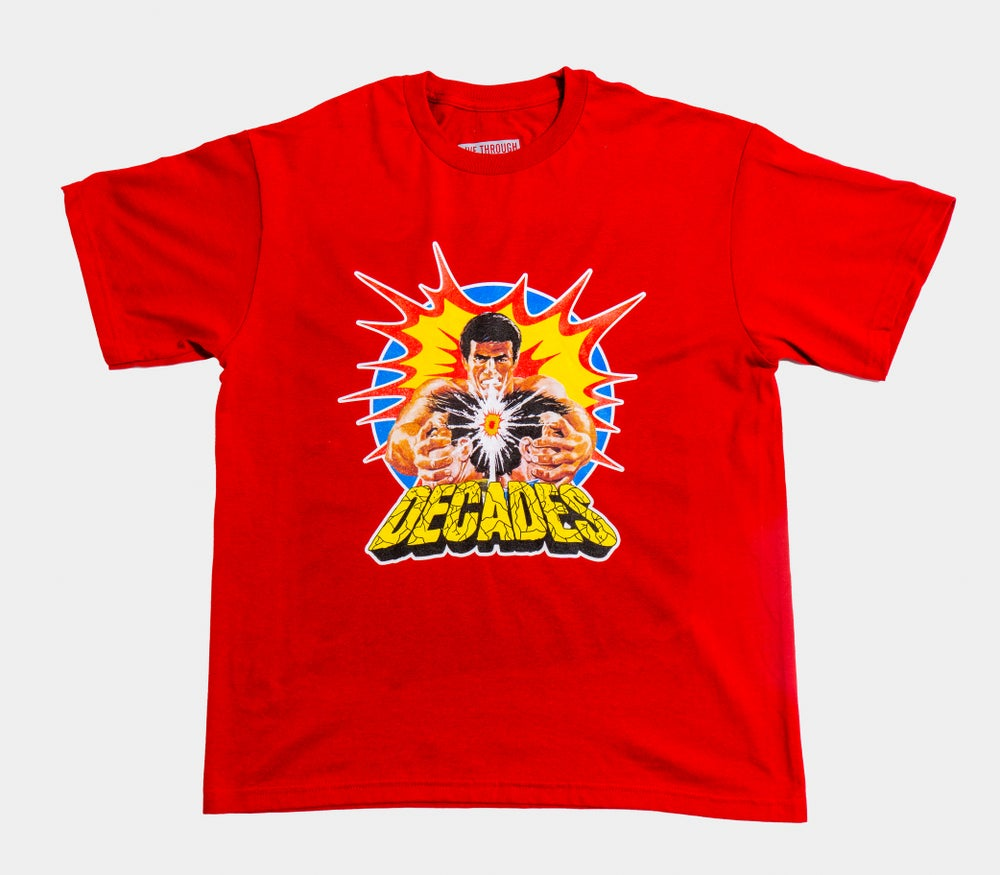 Image of Headbuster Tee Red