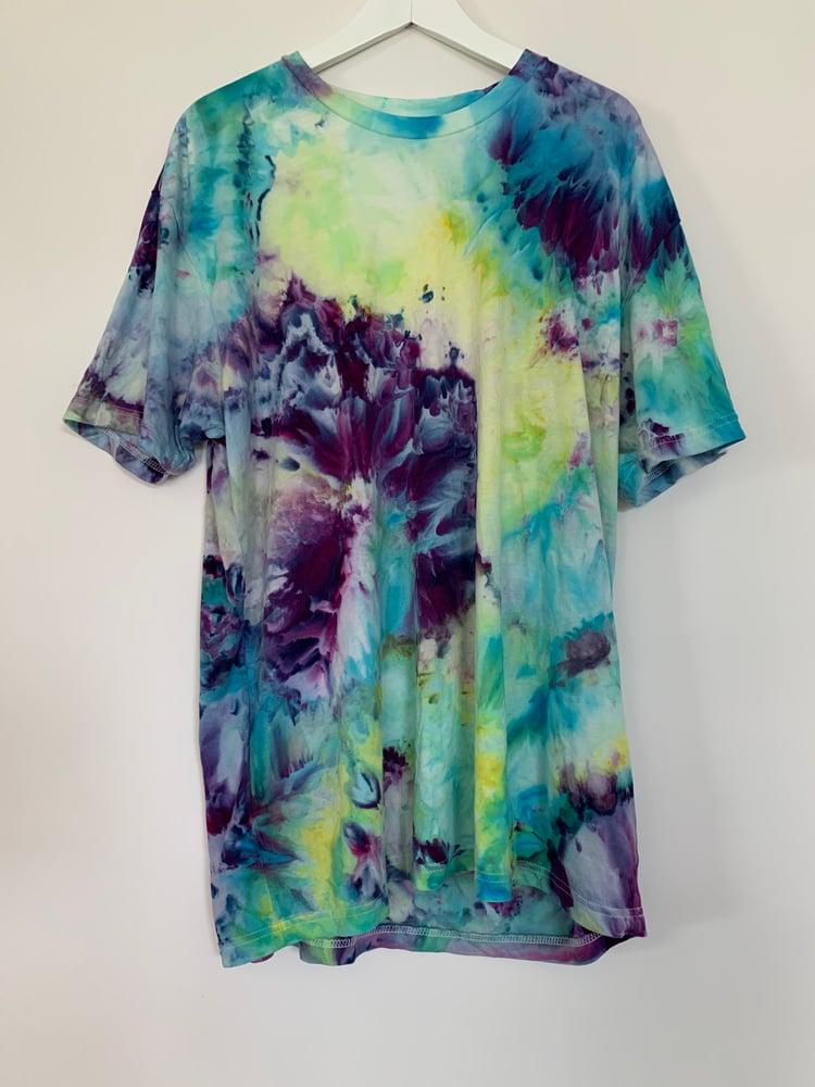 Image of Tie Dye 1/1 XL (Monet)