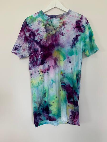 Image of Tie Dye 1/1 M (Iris)