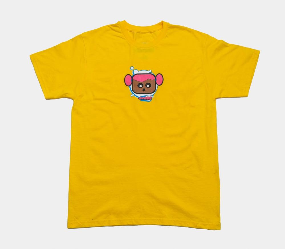 Image of Astro Girl Tee Yellow