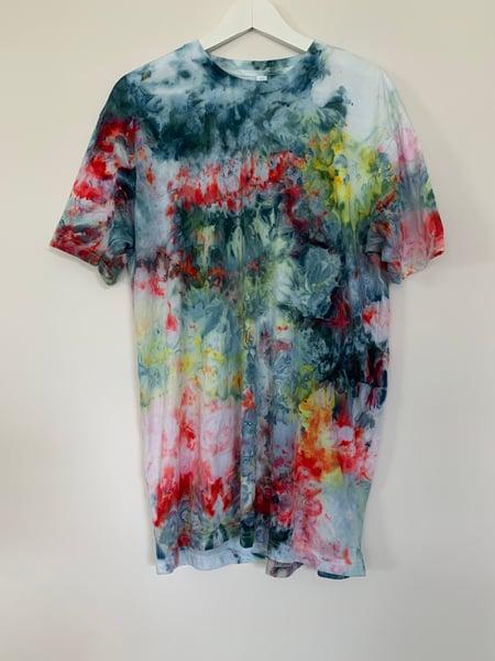 Image of Tie Dye 1/1 L (Flowers)