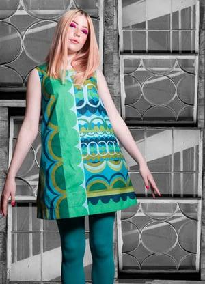 Image of Valleri's Birthday Dress : Green