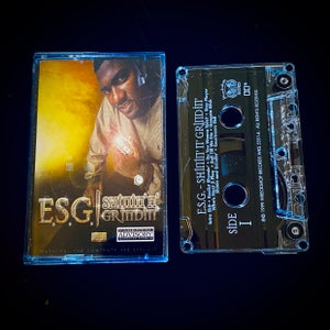 "Image of E.S.G ""Shinin'N Grindin'"