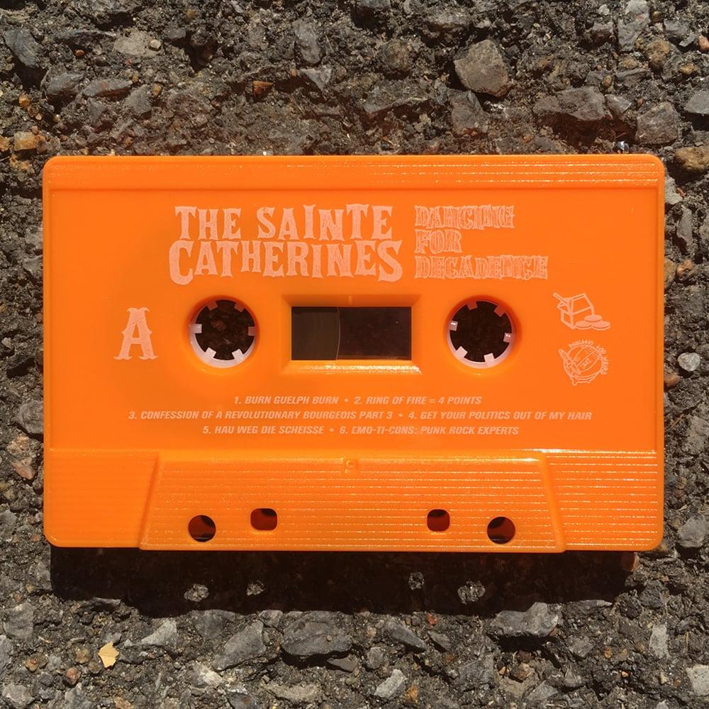 Image de Dancing For Decadence Cassette / Tape
