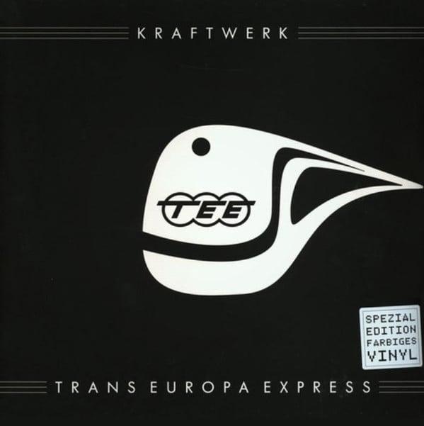 Image of KRAFTWERK - Trans-Europe Express LP (180gr Kling Klang Remaster)