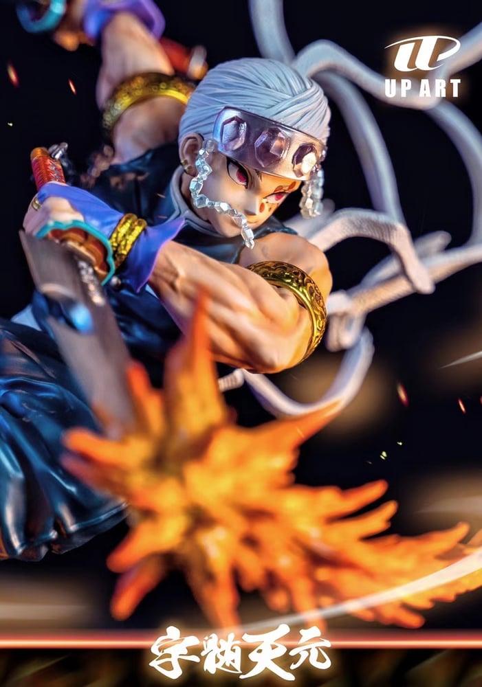 Image of  [Early-Bird][Pre-Order]Demon Slayer Up Art Studio Uzui Tengen 1:6 Resin Statue