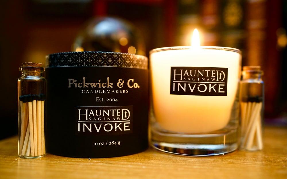 Image of Invoke - Premium Scented Candle