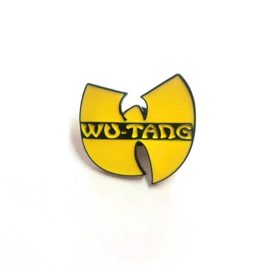 """Image of Wu-Tang 1"""" Enamel Pin"""