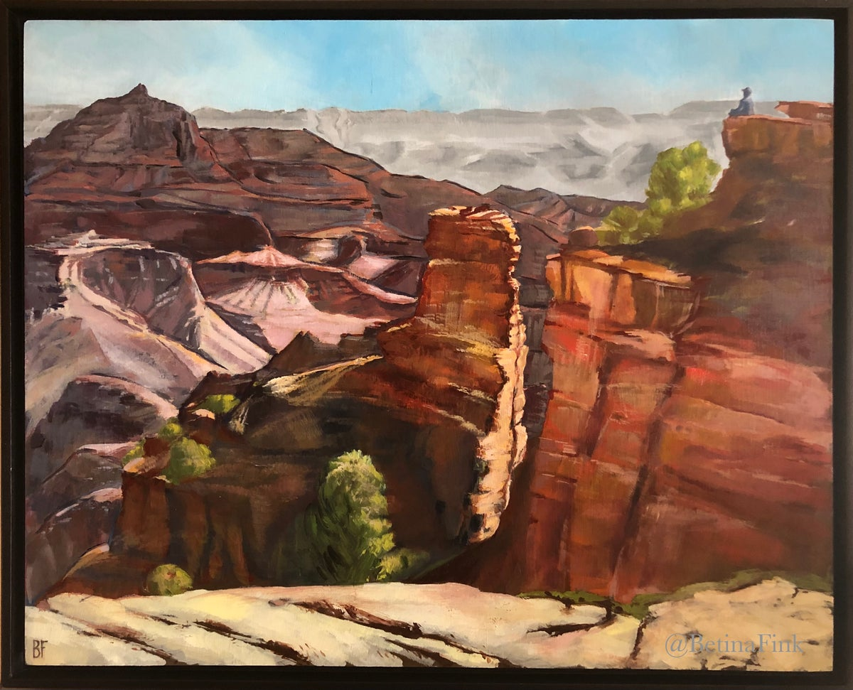 Image of Canyon Contemplation
