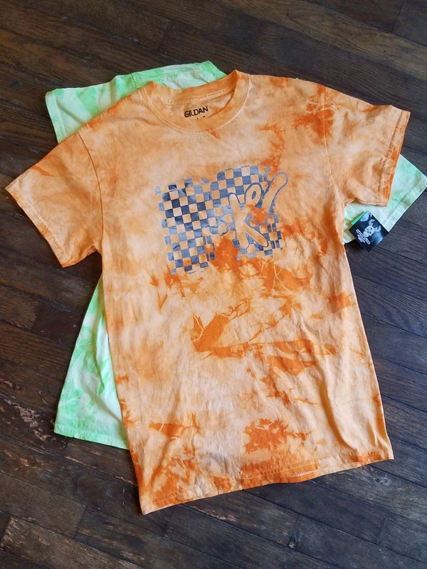 Image of Mke (Mtv) Tie-Dyed T-Shirt
