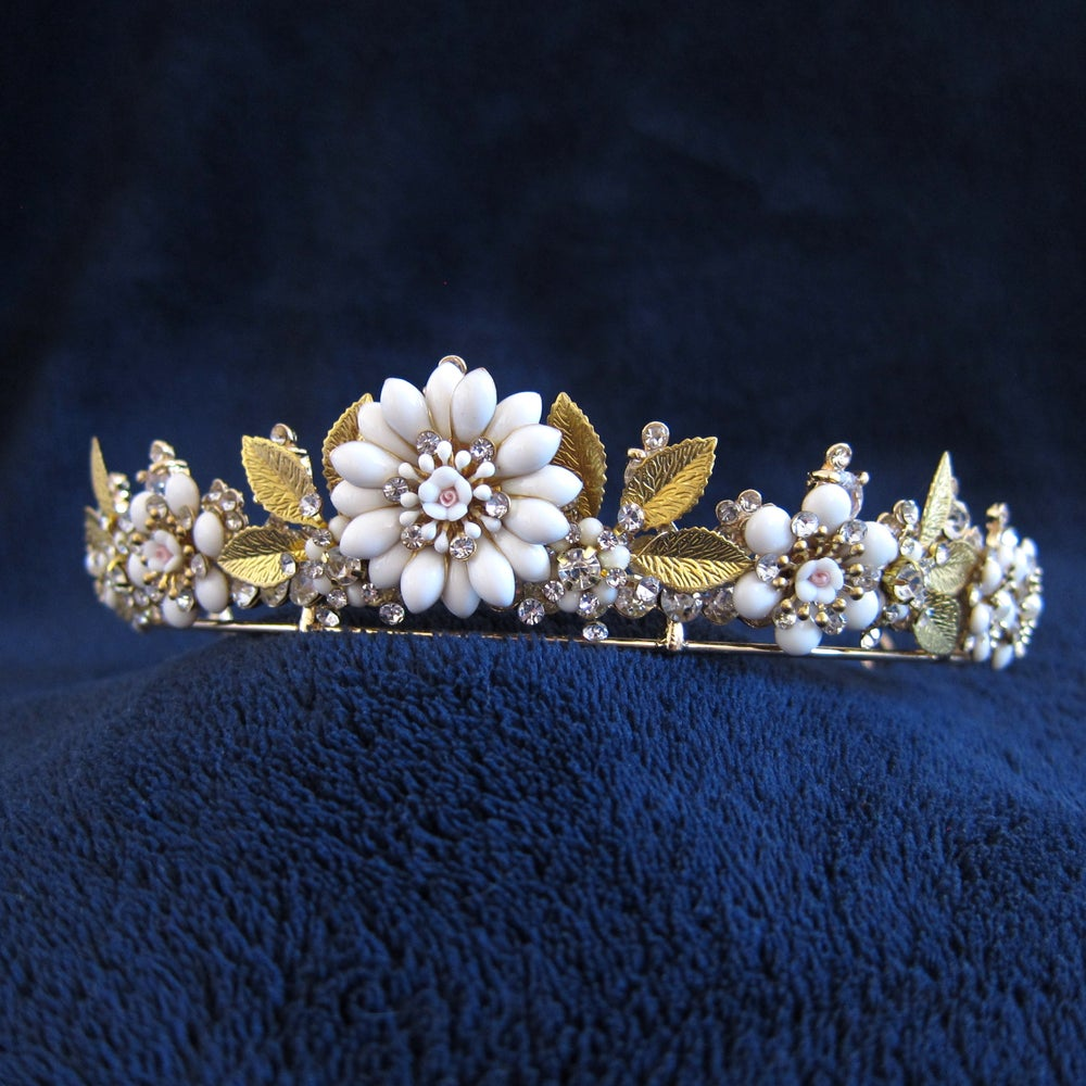 Image of Buttercup Fairy tiara