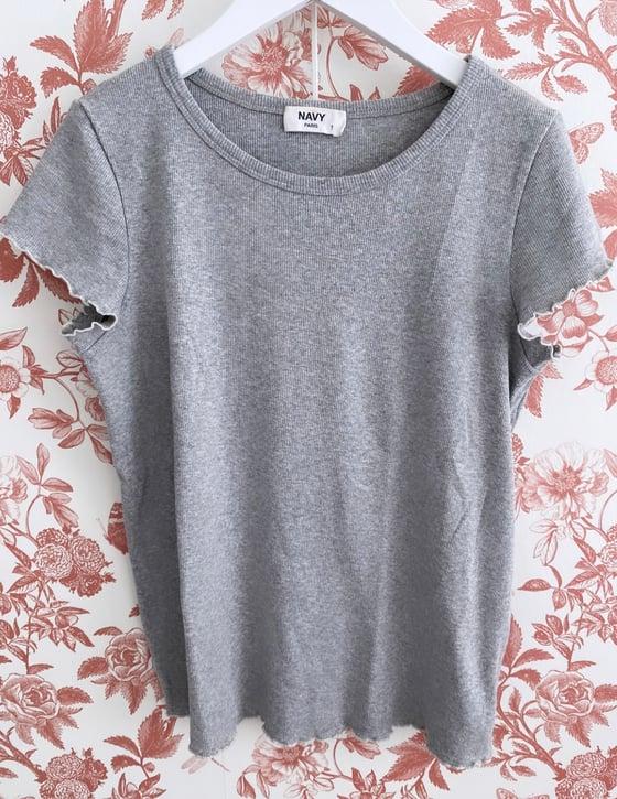Image of Tee shirt tOm navy paris