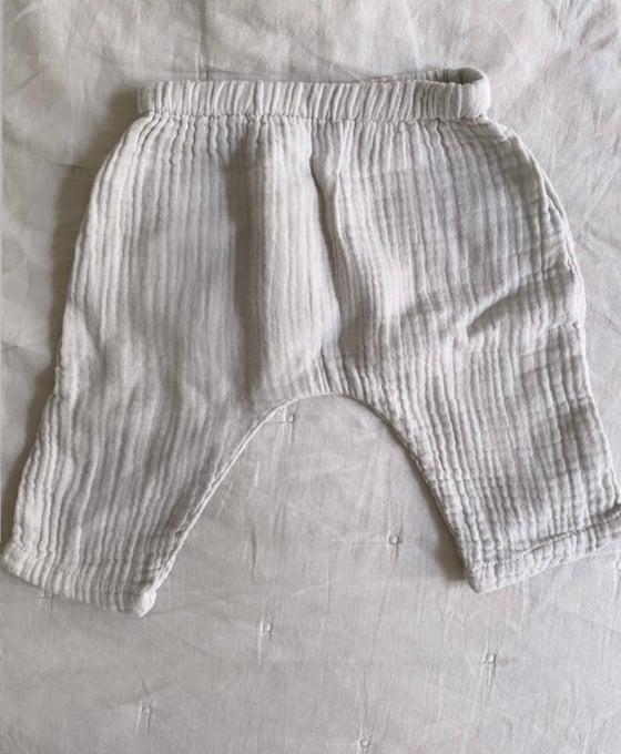 Image of Pantalon gaze Zara