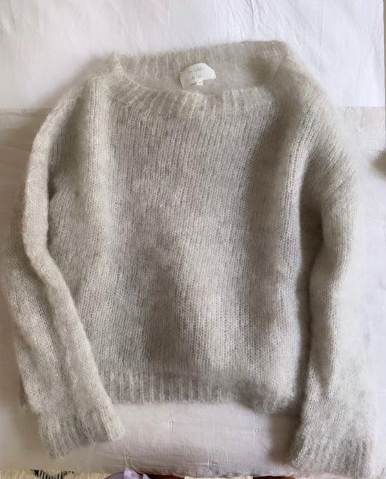 Image of Pull les tricots de Léa