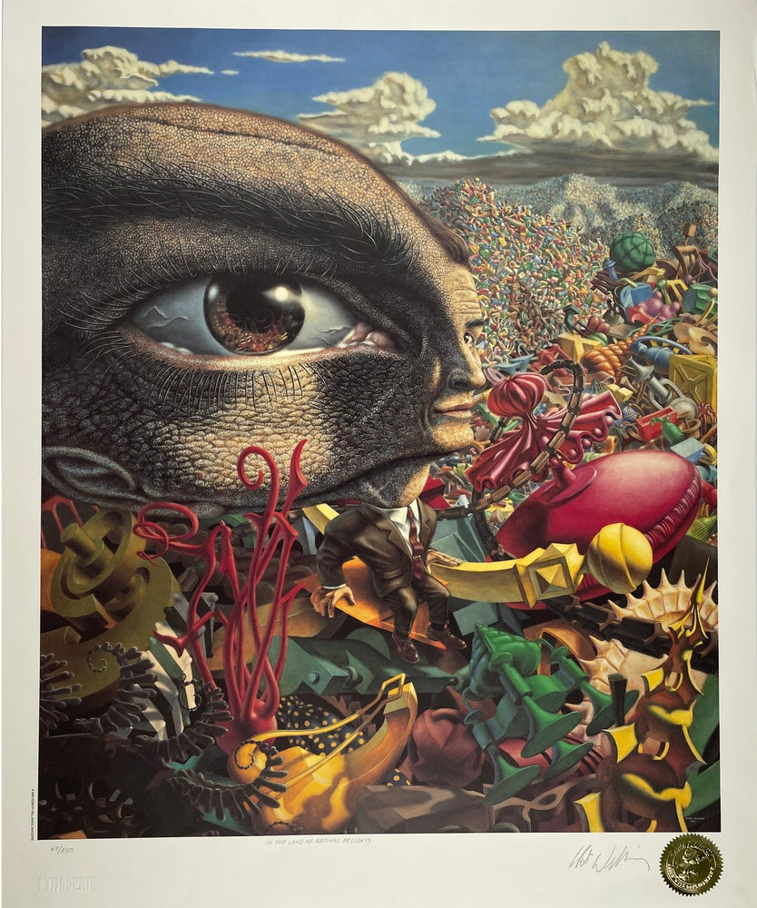 Image of Robert Williams - In the Land of Retinal Delights