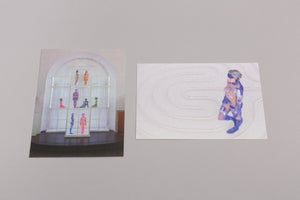 Donna Huanca Postcards