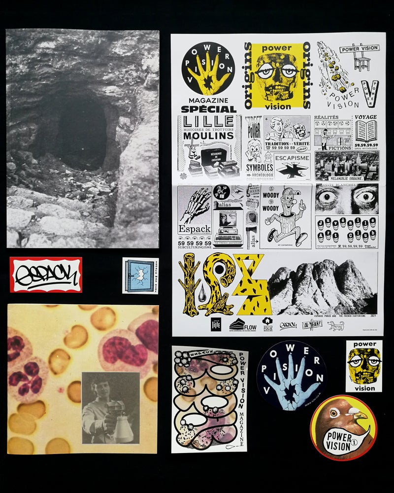 Image of Power Vision Magazine N°1