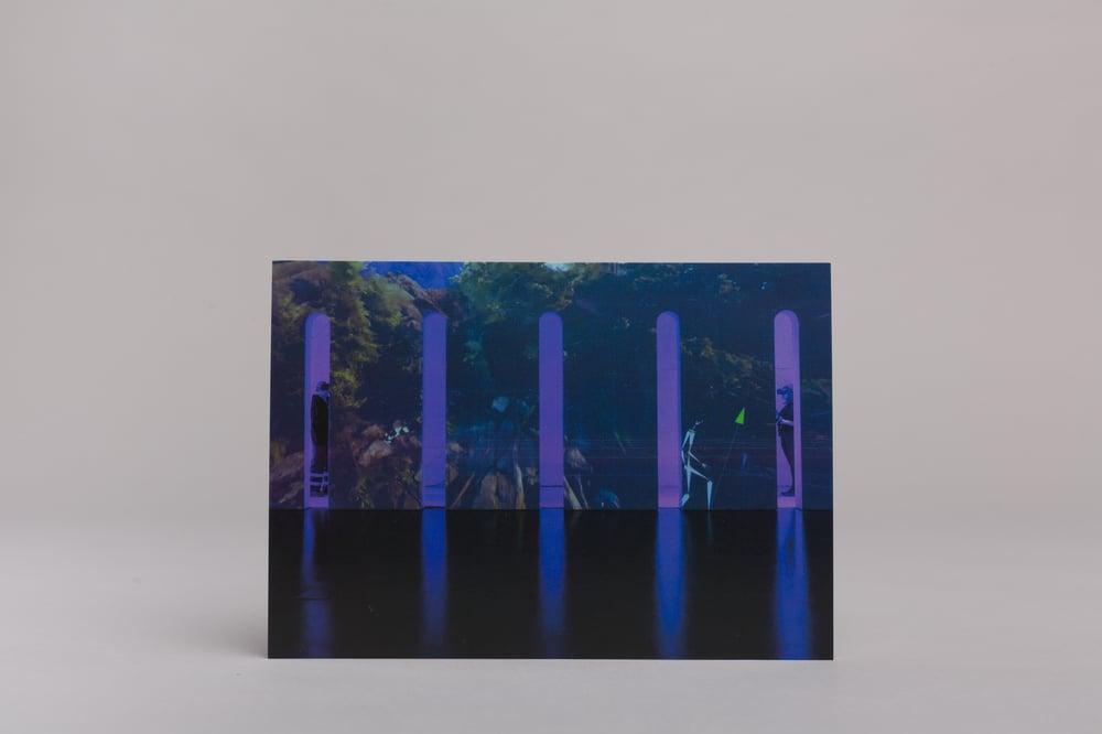 Rachel Rossin Postcard