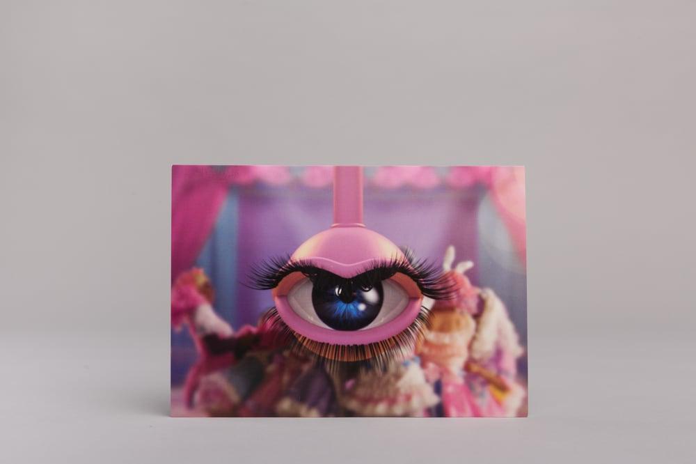 Rachel Maclean Postcard