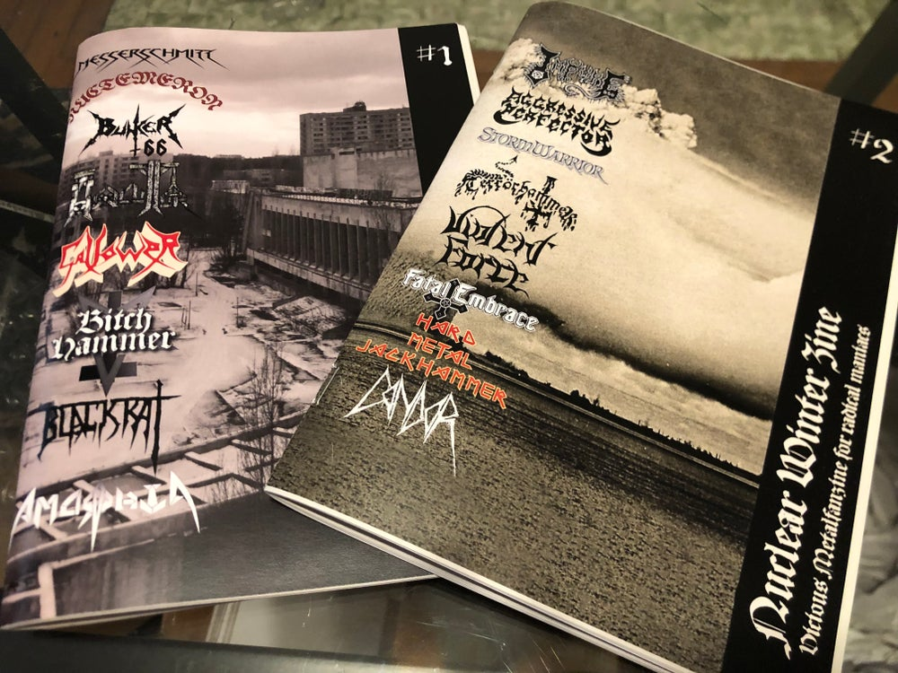 Image of Nuclear Winter Zine