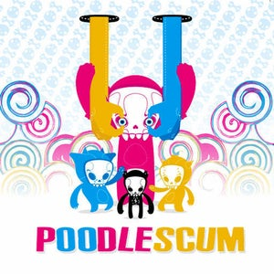 Image of PoodleScum CD - VA - WNY001