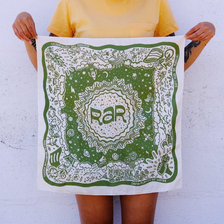 Image of RAR Universe Bandana