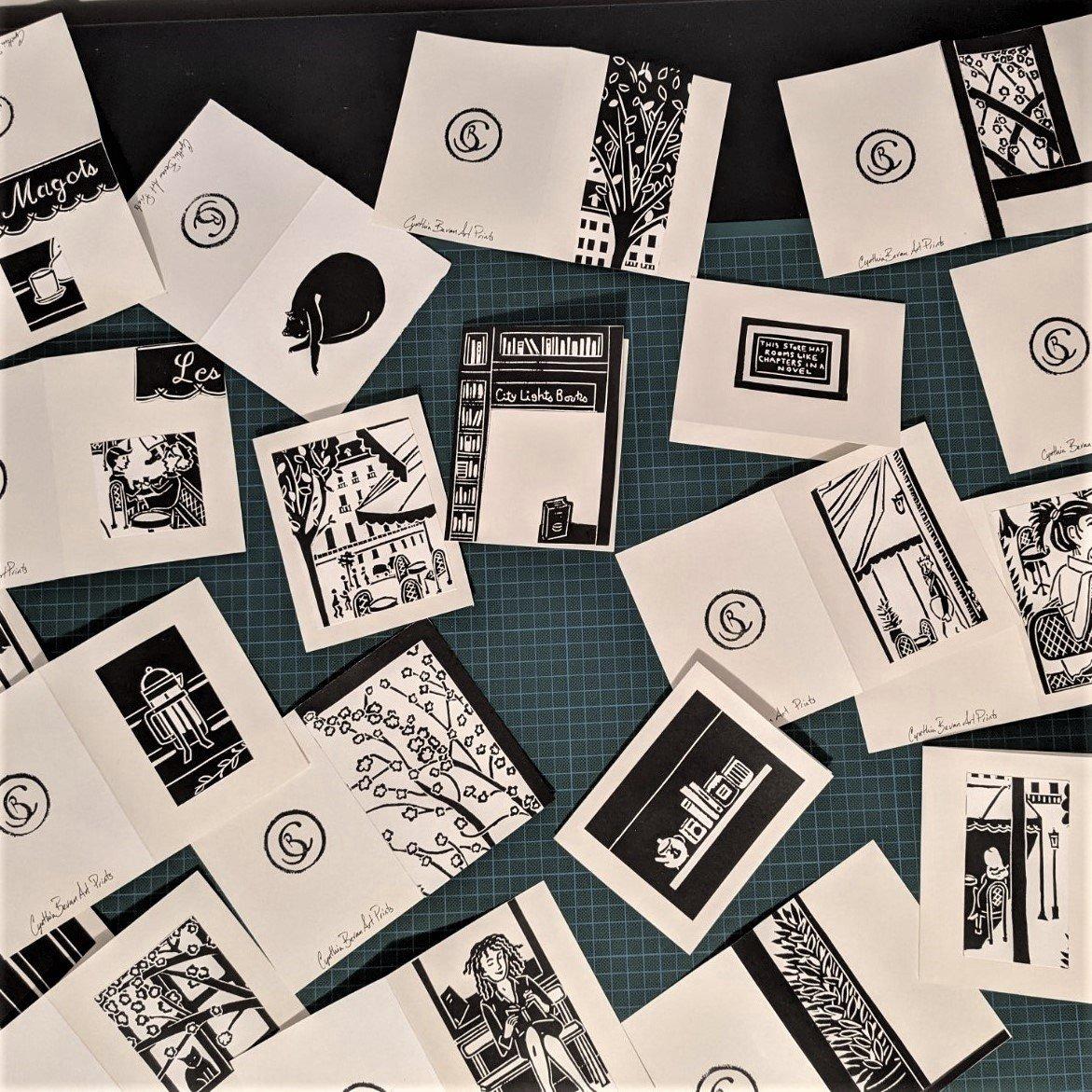 Image of Prix Atelier - Carte de voeux