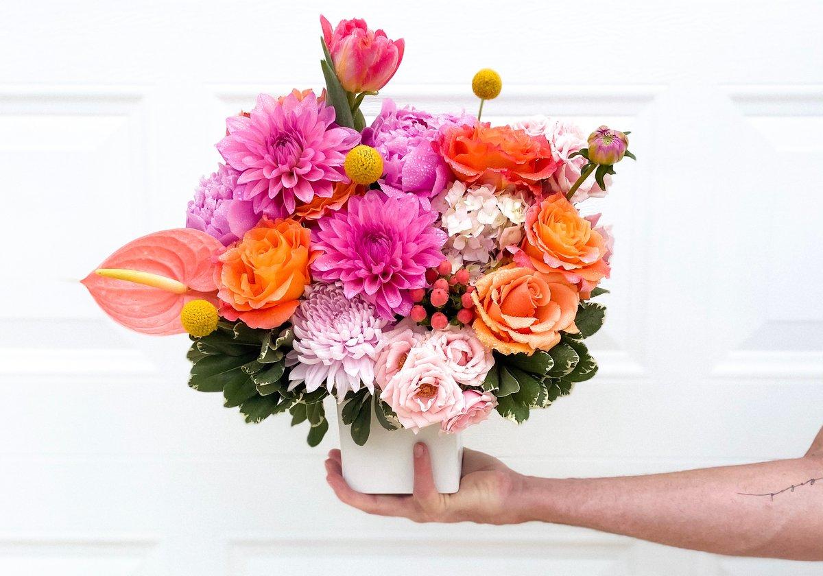 Small Bloom Arrangement