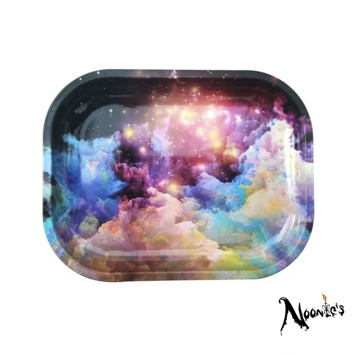 Image of Lost in the galaxy rolling tray