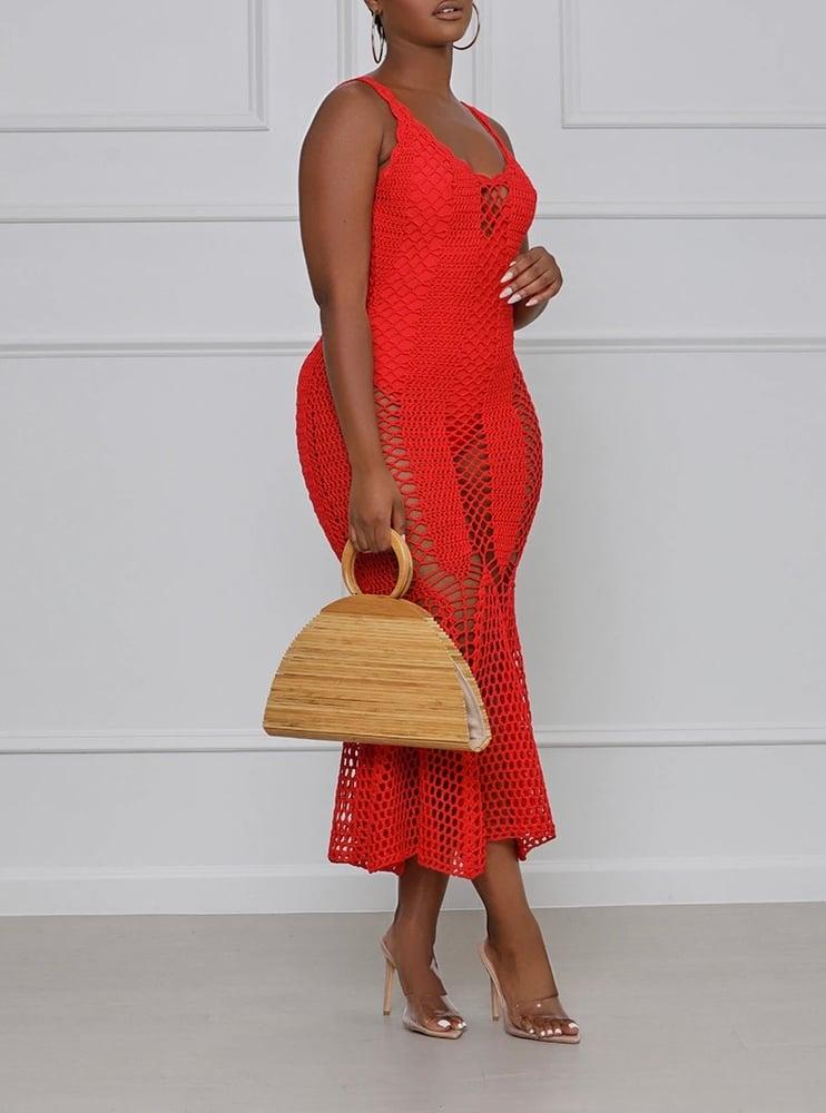 Image of Crochet Maxi