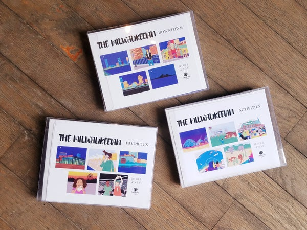 Image of The Milwaukeean Card Pack