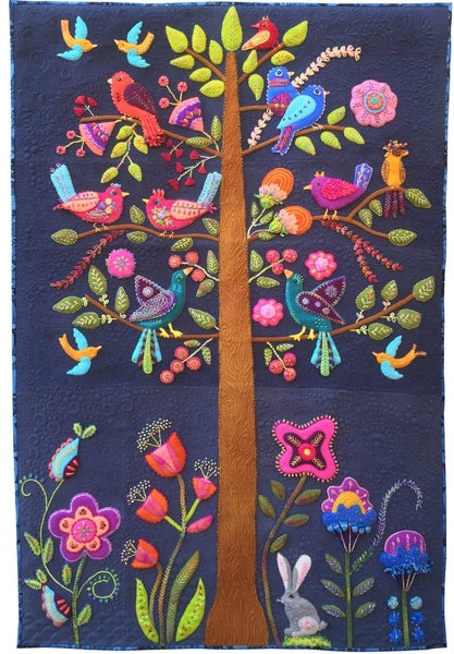 Image of Nocturne Pattern by Kerry Stitch Designs