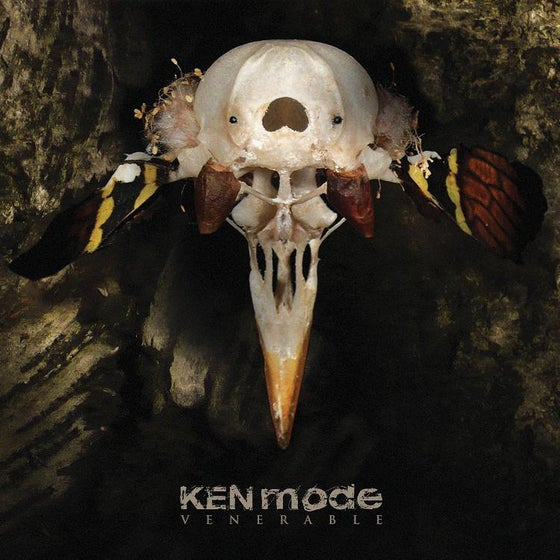 Image of KEN mode - Venerable CD/Cassette